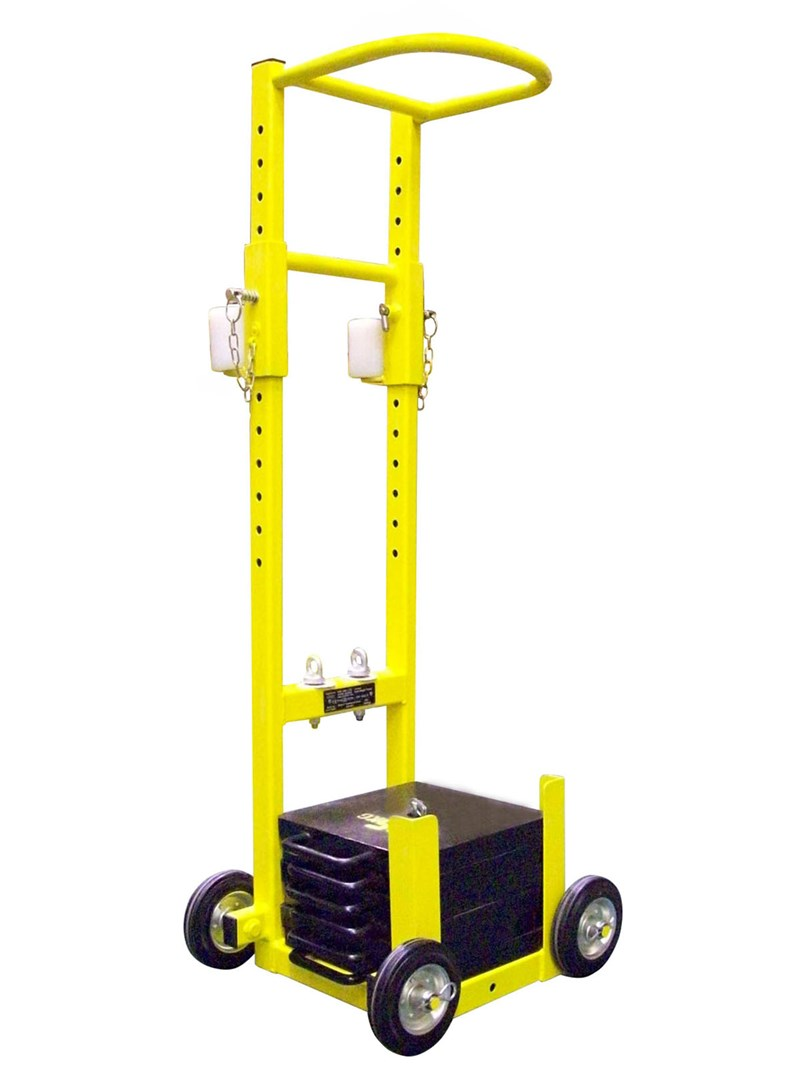 ISC THE DEADWEIGHT TROLLEY  DW100.2