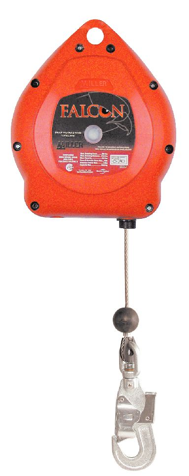 MILLER FALCON FALL ARRESTER 10M