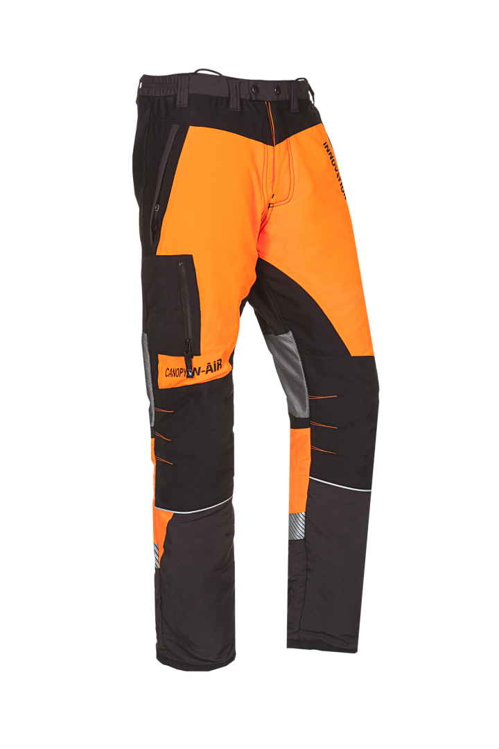 SIP PROTECTION PANTALON ANTI-COUPURE CANOPY W-AIR - HAUTE VISIBILITE'