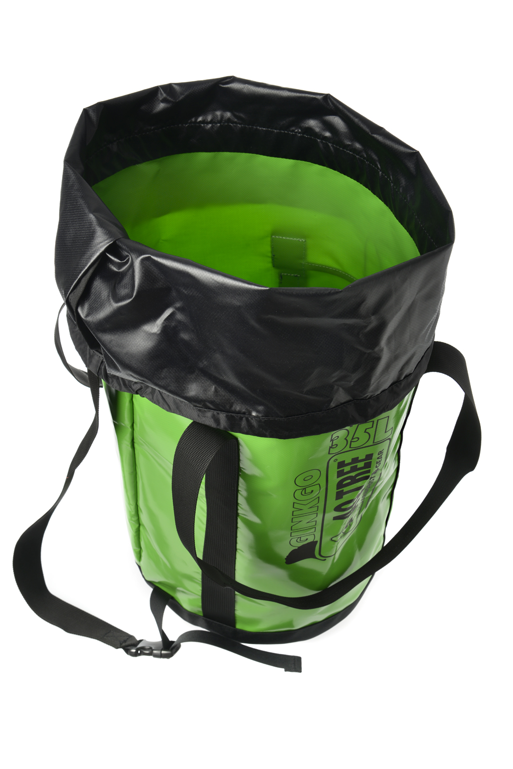 AQ TREE GINKGO ROPE BUCKET BAG 35LT