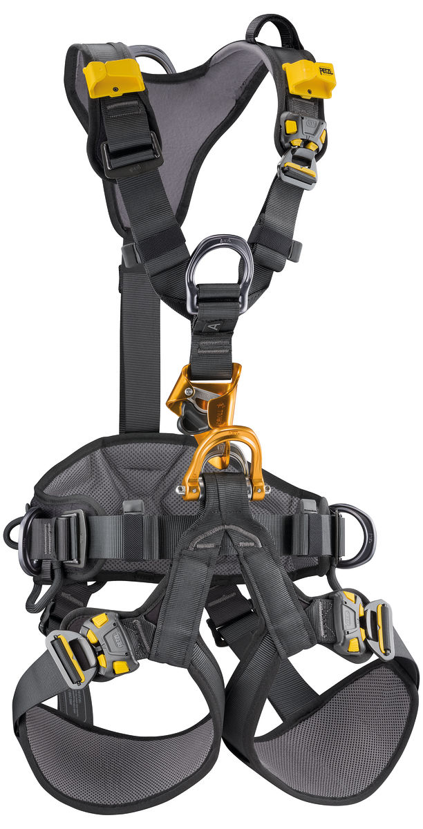PETZL HARNESS ASTRO BOD FAST INTERNATIONAL VERSION