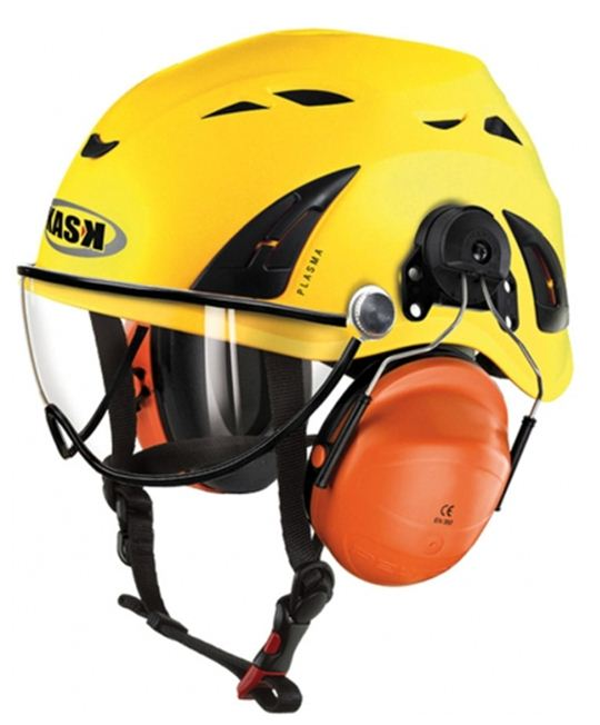 KASK VISIERA V2 PLUS CLEAR
