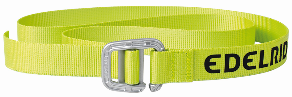 EDELRID TURLEY BELT CINTURA COLORE CHUTE GREEN