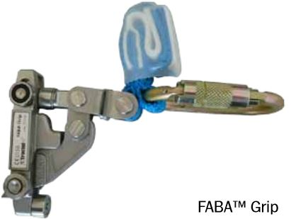 FABA GRIP FALL ARREST SLIDER