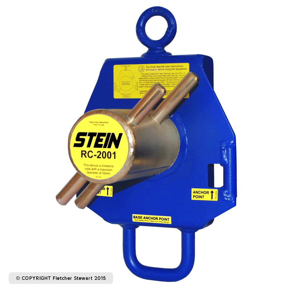 STEIN RC2001 Fixed Lowering Device 2000 KG