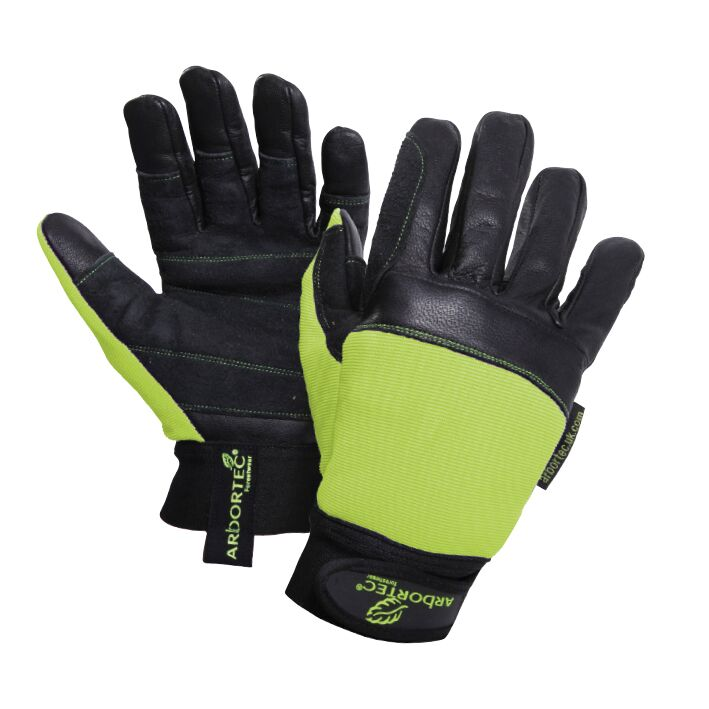 ARBORTEC GUANTES ANTI-NIVEL AT975 LIME