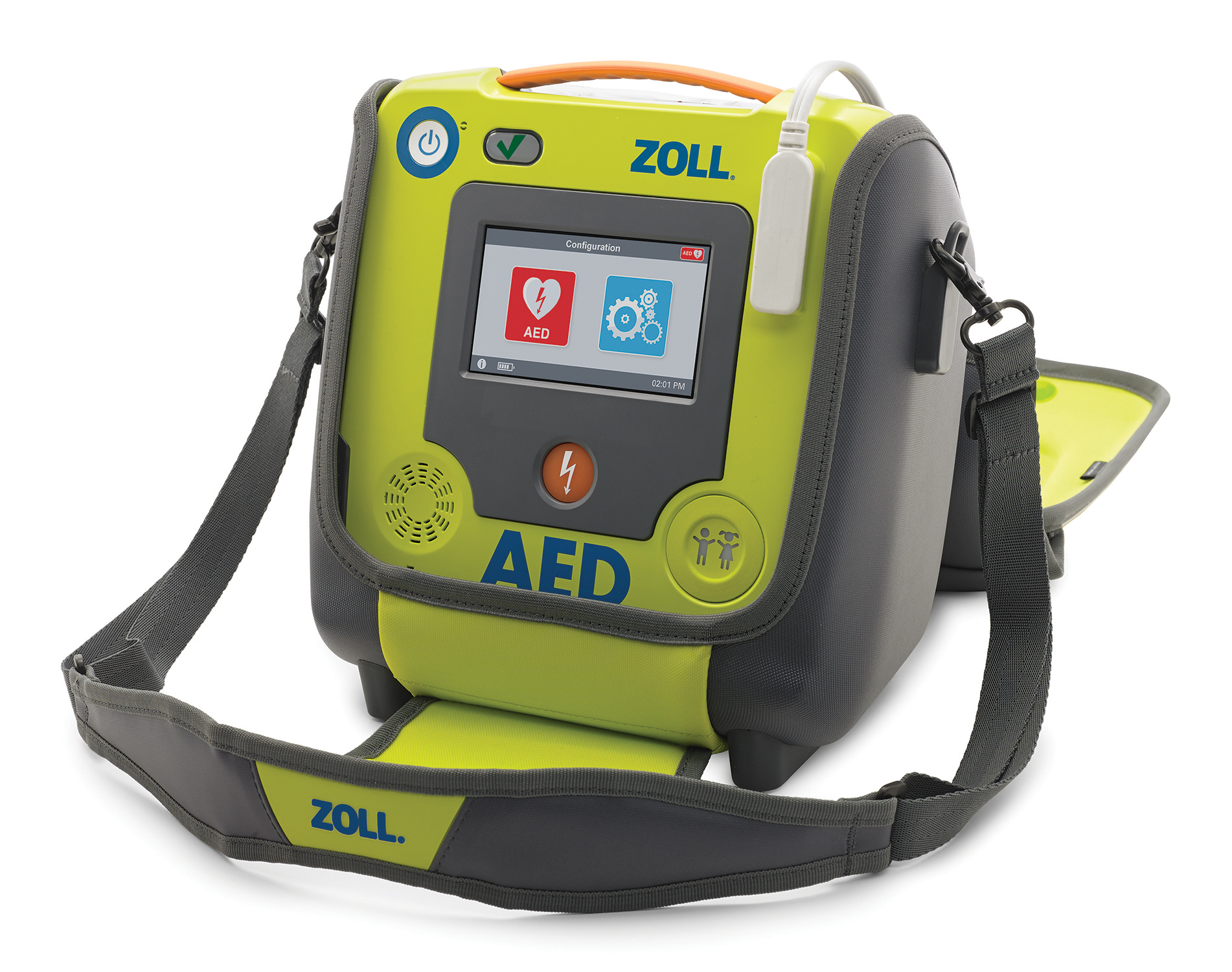 ZOLL TRANSPORT BAG FOR ZOLL AED 3