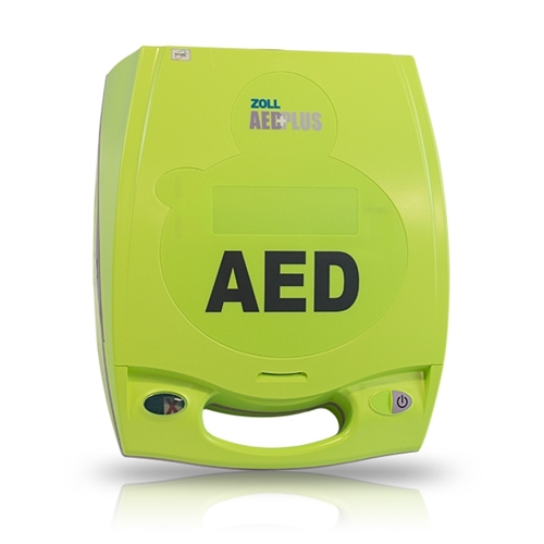 ZOLL AED PLUS DEFIBRILLATOR WITH CPR-D PADZ (ERC 2015)