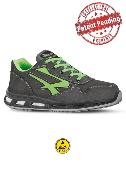 U.POWER SCARPE ANTINFORTUNISTICHE YODA S3 CI SRC ESD